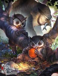 Owlbear Babies