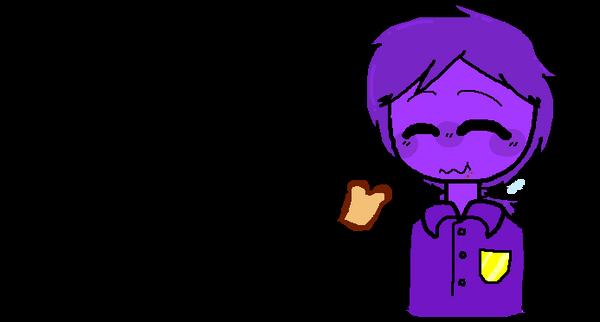 Toast purple guy base by jordanoxx on deviantart