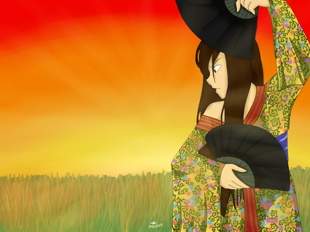 Gift of Uzume by nessaaa95
