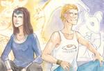 PJO: Artemis and Apollo