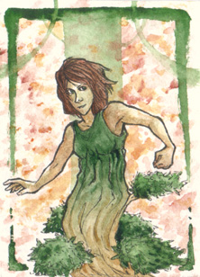 Juniper the Dryad