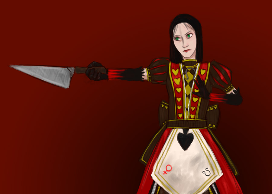 Alice: Madness Returns by Miagola