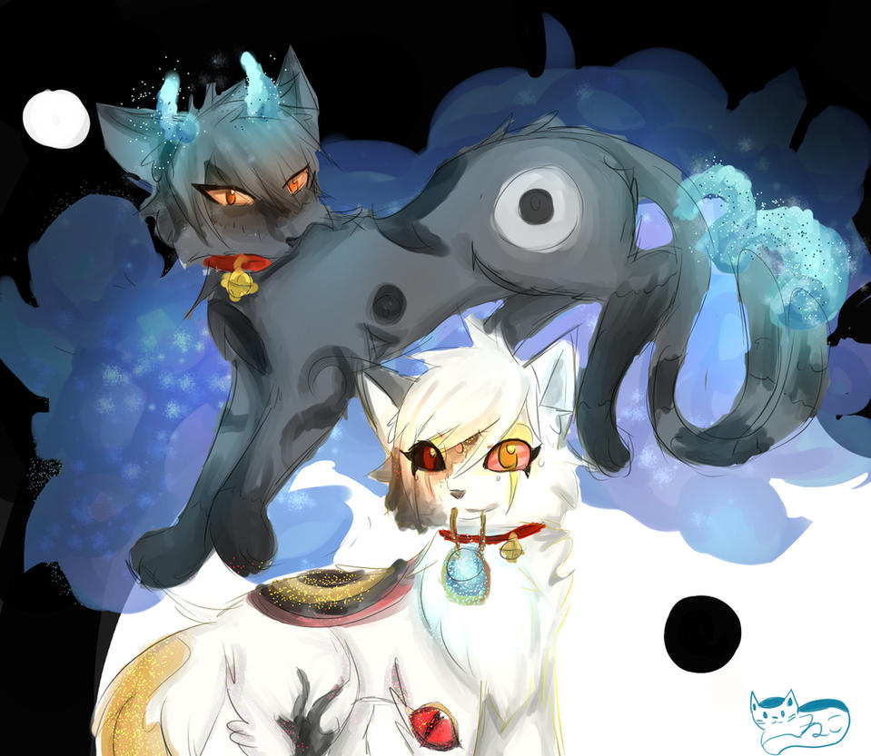 Critters That Give Us Tremors by YukiYoruWolf