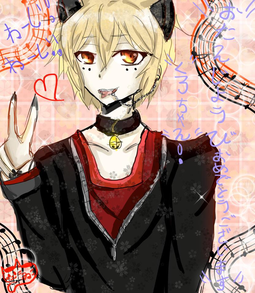 Happy Birthday Kuro-chan! by YukiYoruWolf