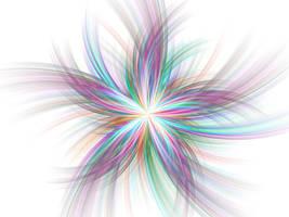 Radial Blur Flower by Farore501
