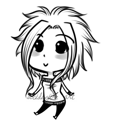 Levy chibi by acidic-fire on DeviantArt