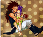 Gajeel x Levy - These Scars