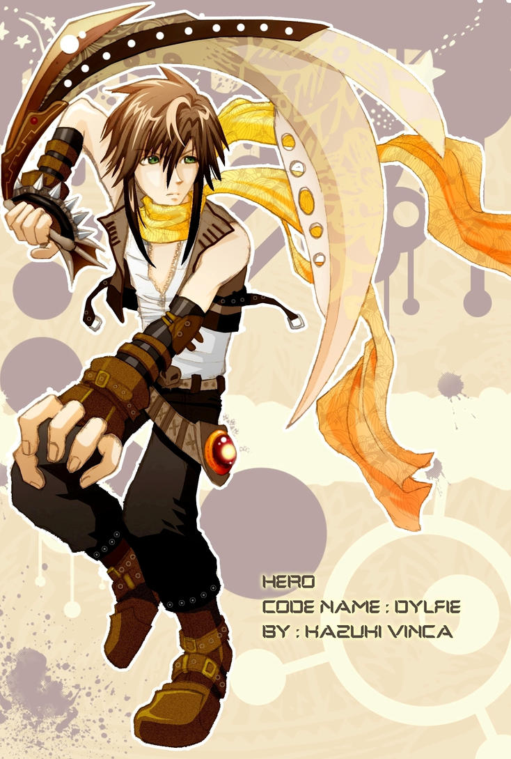 Hero : Dylfie by Vinca