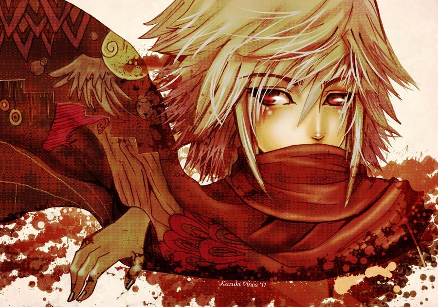 Bloody Vampire by Vinca