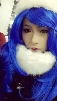 Juvia Loxar on Day 2 of Animax Asia 2014