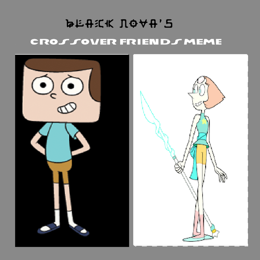 crossover_friendship_meme_jeff_and_pearl_by_amyrosefan17 d9x9ge7 crossover friendship meme jeff and pearl by amyrosefan17 on deviantart