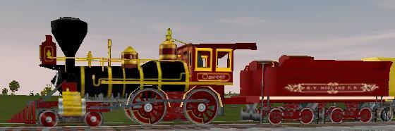 Railroad Tycoon 3 Locomotive skins by redbear773 on DeviantArt