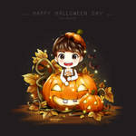 EXO D.O : Happy Dyoloween Day