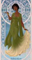 Disney Goddesses- Tiana