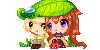 Himeji and Ava~ by Himeji-hime