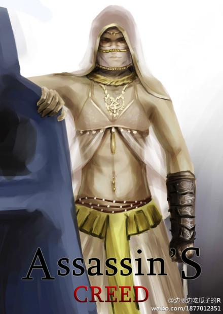 dance man-Altair assassin by radulf-yafes