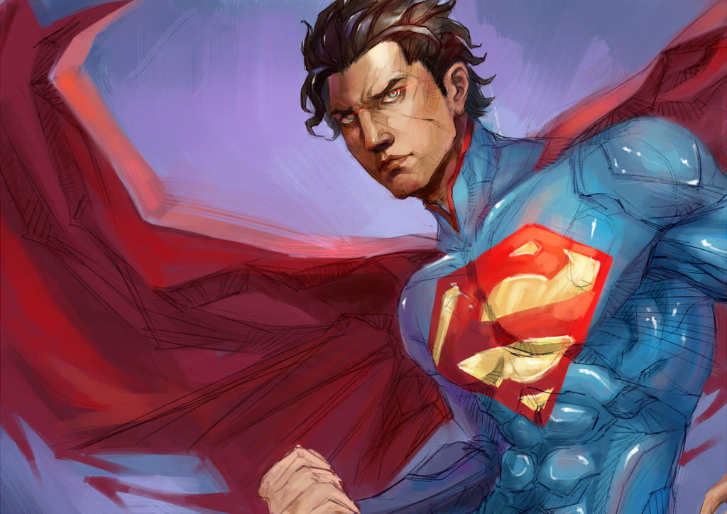 Superman by radulf-yafes