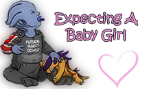 Expecting A Baby Girl Alt by Kanagosa