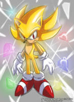Super Sonic by howlzapper
