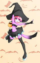 Roxy - Halloween costume - by howlzapper