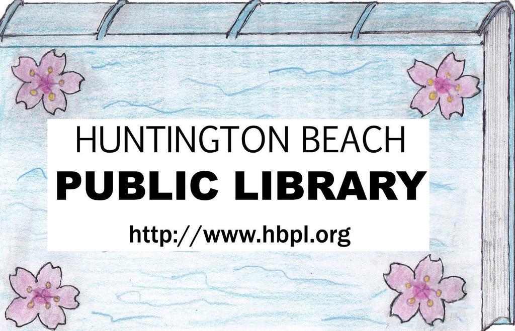 Huntington beach library card design by outlire on deviantart for Huntington card designs