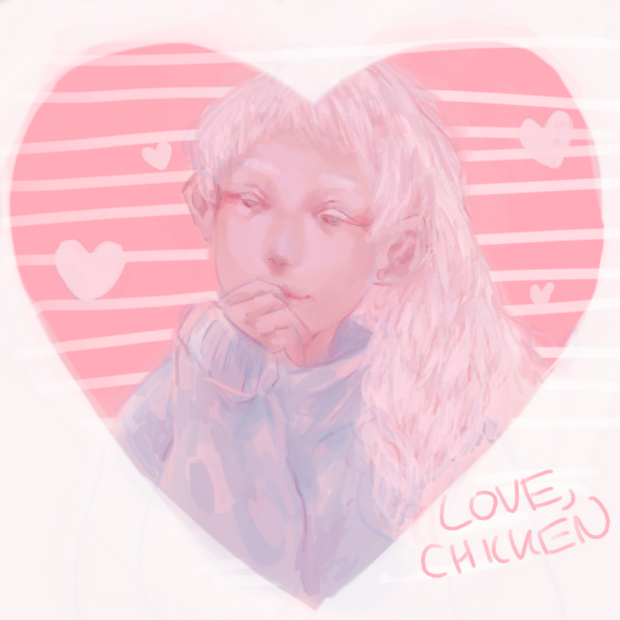 Happy Valentine's Day! by ChickenFingerParty