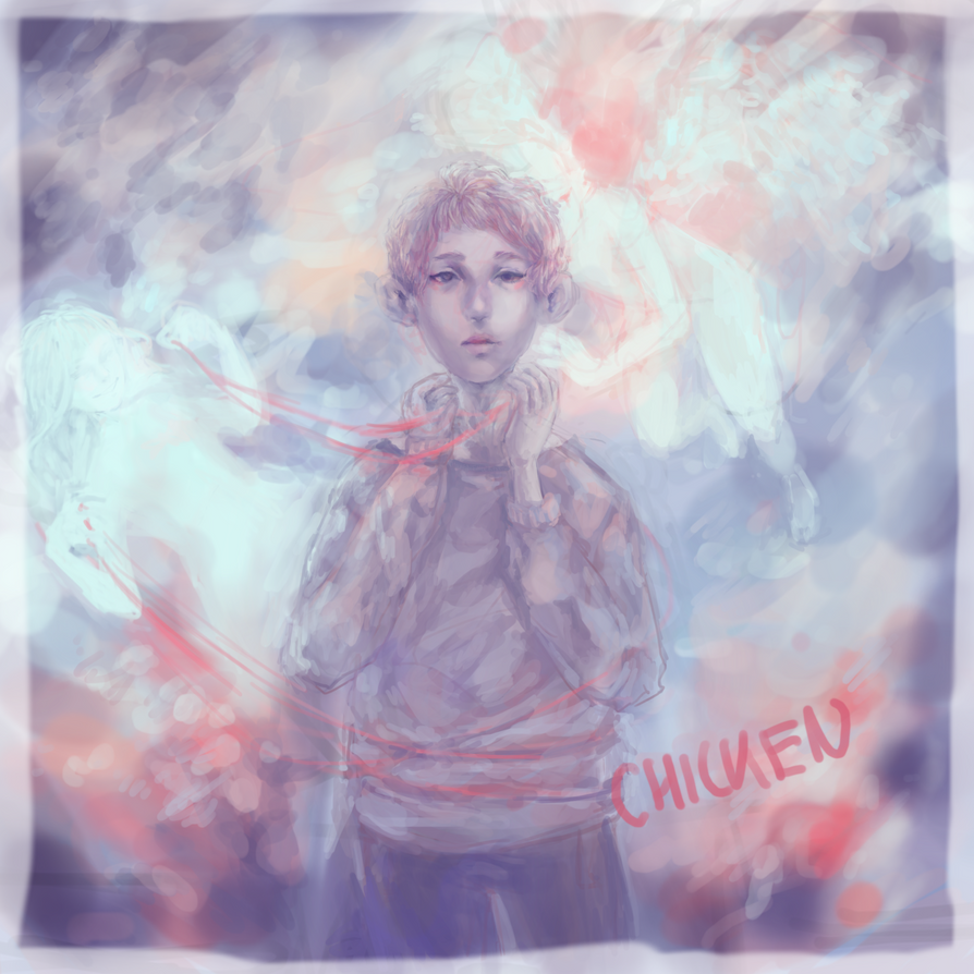 Angel by ChickenFingerParty