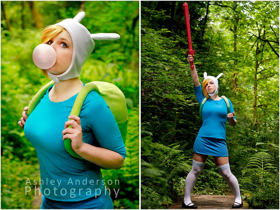 Fionna the Human by PheonixDownPlz