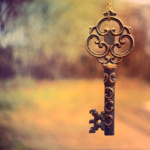 Mystery Key by KayHulbert