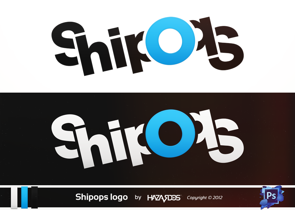 Shipops Logo by HAZARDOS