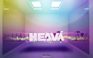 Heavy Records Room by HAZARDOS
