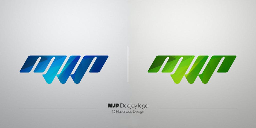 MJP Deejay logo by HAZARDOS