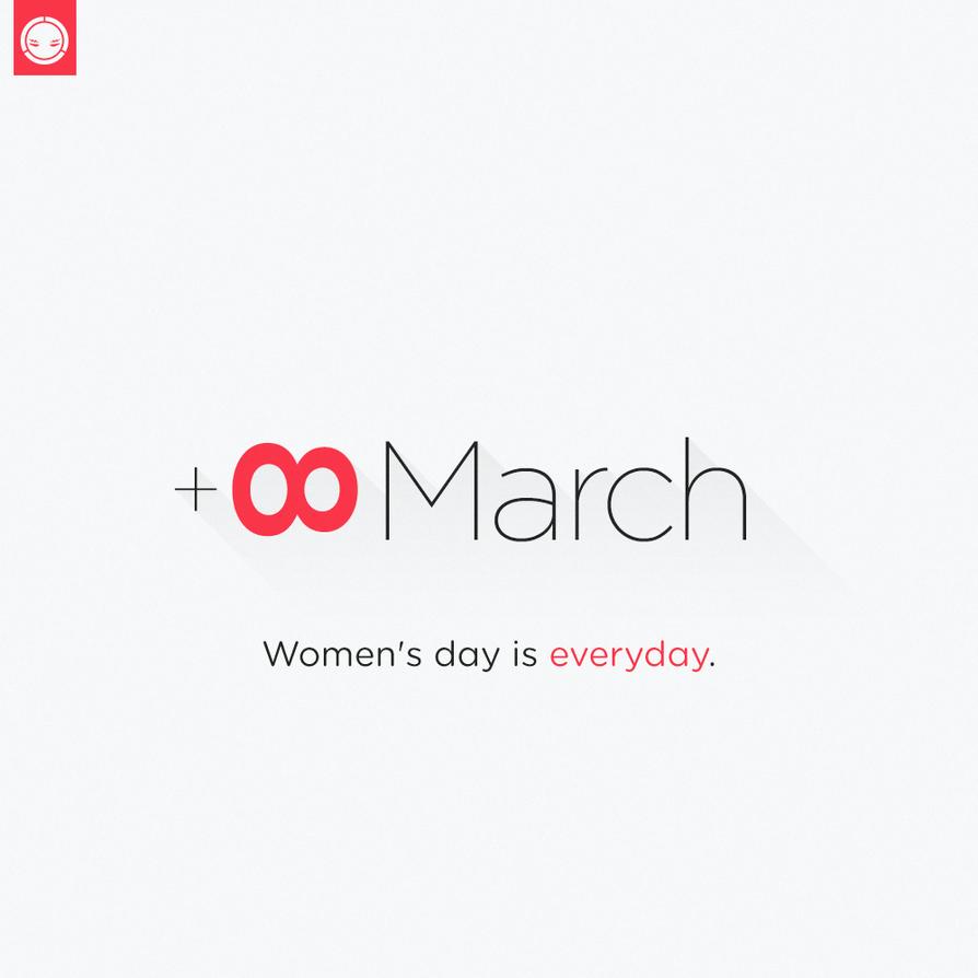 Women's day by HAZARDOS