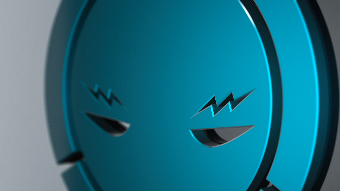 Hazardos 3D Logo by HAZARDOS