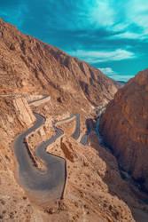 Dades Gorges by HAZARDOS