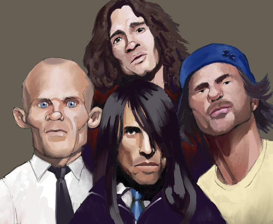 Red hot chili peppers essay