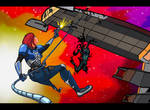 Mass Effect Cartoon Mock-Up 3