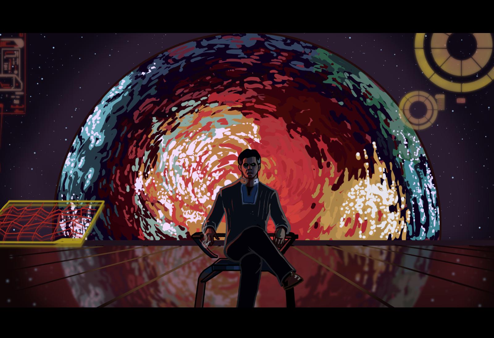 Mass Effect Cartoon Mock-Up 6 by Garrenh