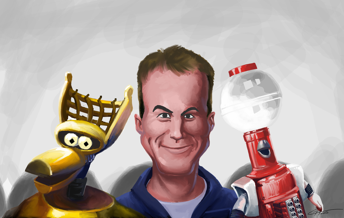 Mystery Science Theater 3000 by Garrenh