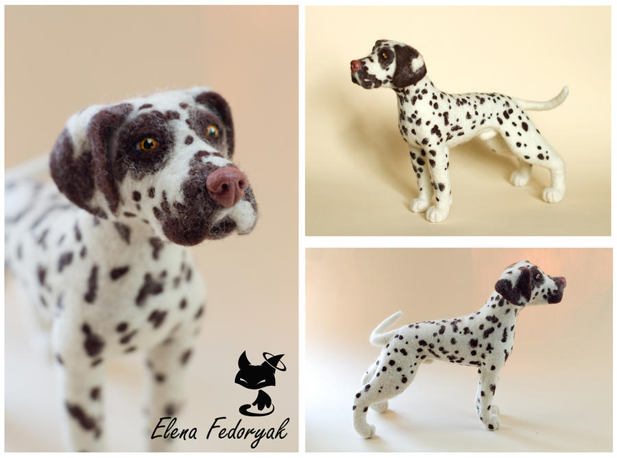Dalmatian by KittenBlackUA