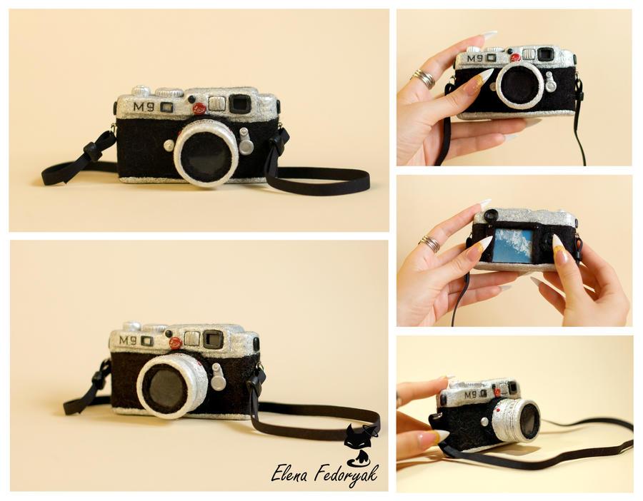 camera Leica M 9 by KittenBlackUA