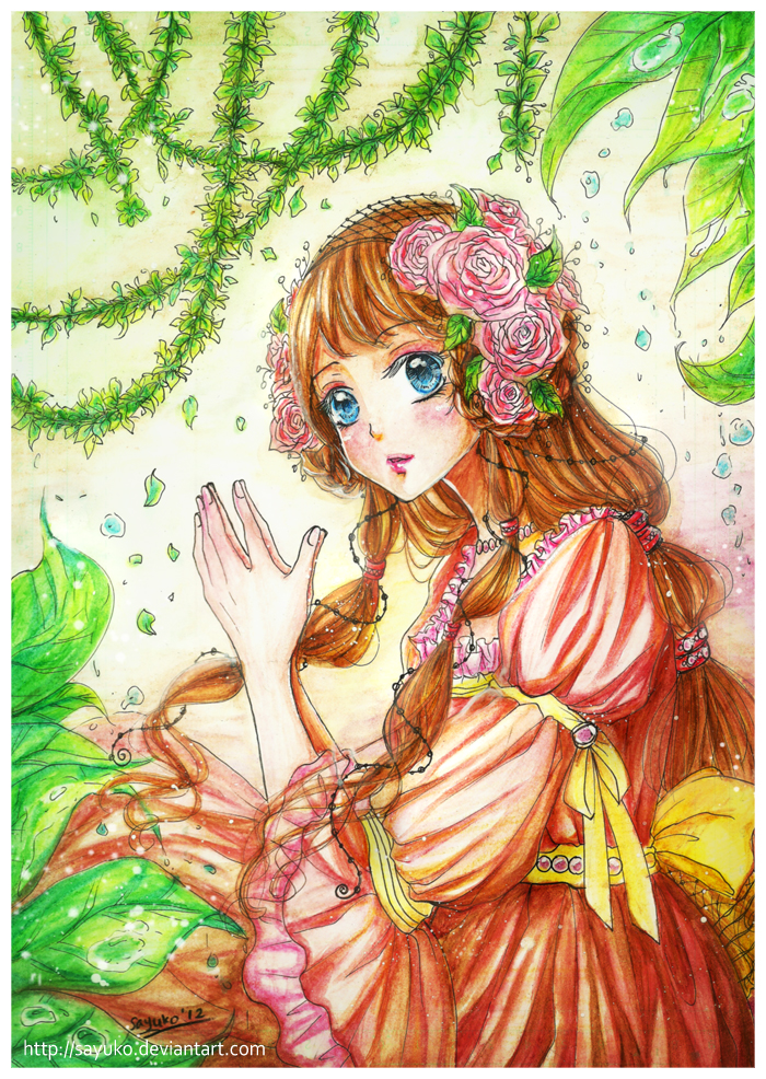 JUliett by sayuko