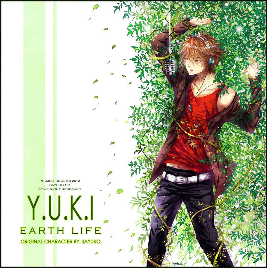 YUKI Album cover