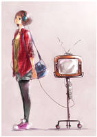 my Pet...TV by sayuko
