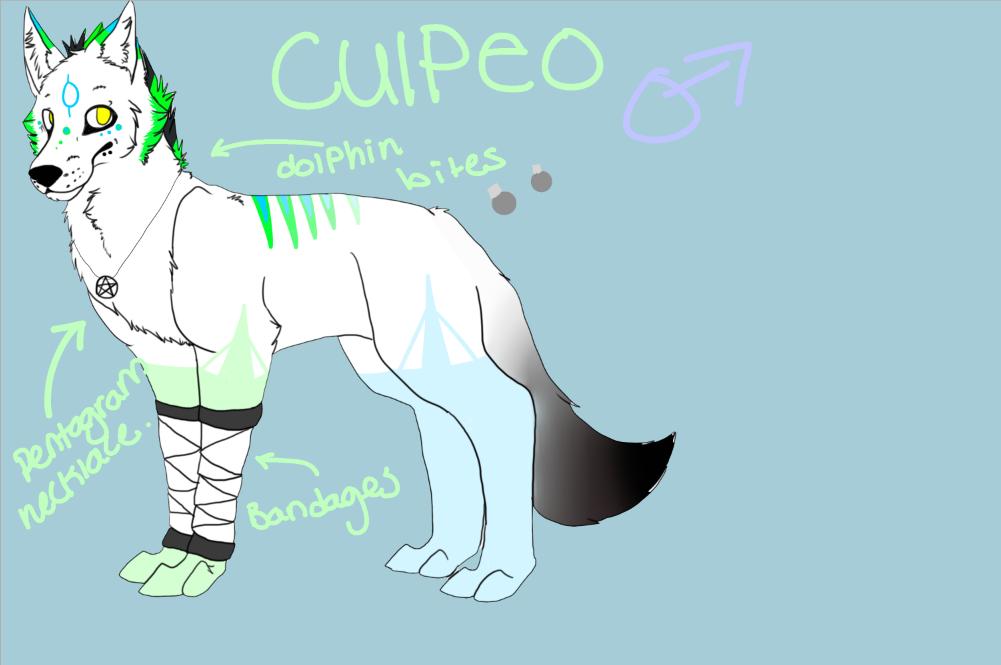 culpeo ref by tWeNtYpErCeNtBaTtErY