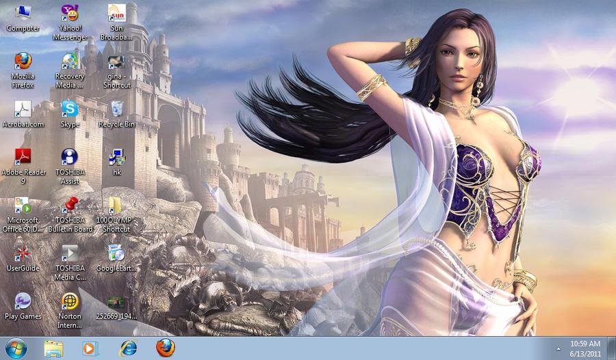 All Princess Wallpaper Desktop