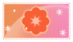 Cute Flower _ Stamp by mylastel