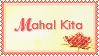Mahal Kita Stamp by mylastel