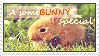 someBUNNY stamp by mylastel
