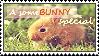 someBUNNY stamp by mylastel
